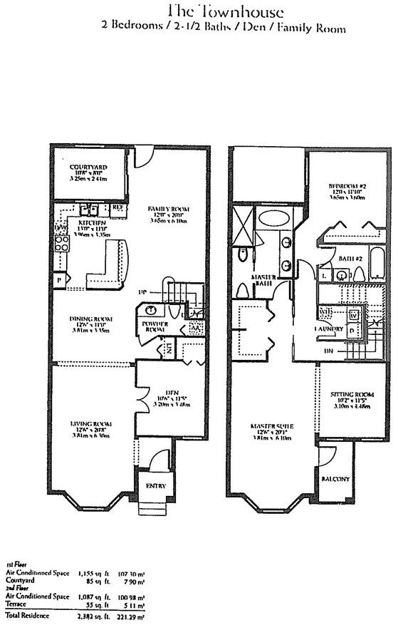 ocean plaza on deerfield beach townhouse layouts